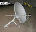 ku antena parabólica de banda