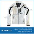2013 OEM popular de las mujeres chaqueta impermeable, y / o ropa softshell, ropa al aire libre SPT-GS1320