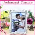 caliente 2014 7 hermosa de la boda pulgadas marco de fotos múltiples para su elección