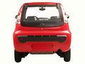 CEE del coche eléctrico fabricación de alta velocidad de cuatro puertas y cuatro asientos