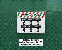 marcador de tenis