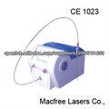 equipo elegante del Liposuction del laser 1064nm, laser del Nd Yag Lipo que adelgaza la máquina