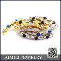venta al por mayor de accesorios de decoración de cristal de pelo para el diseño lindo gilrs moda AC115