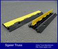 mais segurança do cabo de borracha rampa rampa do caminhão rampa de cabo