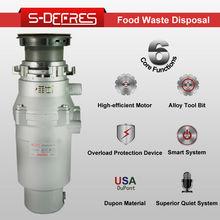 nueva cocina de eliminación de residuos en 220v sedy