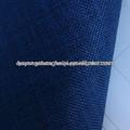poliéster impermeable de dos tonos como la tela de lino para las bolsas con el doble de hilado teñido