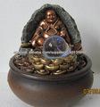 La resina de Buda
