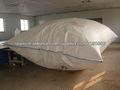 Flexitank contenedor de 20 pies para el transporte a granel de aceite de oliva