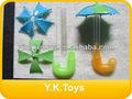 promocionales de plástico de agua pistola de juguete