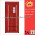 diseño de interiores puertas de madera SC-W018