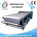 sublimación del rodillo de calor máquina de la prensa