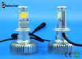 Luz remoto 45w h7auto lâmpada led h7 farol para Acessórios Mitsubishi Pajero