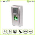 carcasa de metal ip65 tcp ip al aire libre impermeable biométricos lector de huellas dactilares ma300