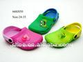 los niños populares de plástico pvc sandalia