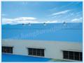materiales para techos impermeable de pvc