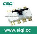 Interruptor de aislamiento de carga del interruptor de transferencia GLOG-160A socomec Maunal