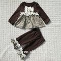 Cute girls fall boutique outfit,new born baby clothes, baby clothes set