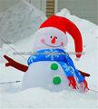 inflables de navidad muñeco de nieve decorativos