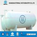 de alta calidad de gas líquido del tanque de gas de acero del tanque de almacenamiento