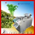 2013 de acero inoxidable multifuncional eléctrica tabaco de la máquina de corte