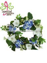 nuevo diseño artificial flor de magnolia