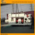 ladrillos de arcilla extrusora/máquina de construcción/barro de automóviles ladrillo máquina extrusora