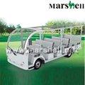 23 asientos eléctricos del coche de pasajeros con curtis contoller