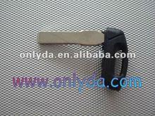 fiat smart key blade para auto fiat clave 3 botón del control remoto clave de shell