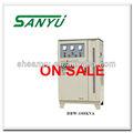 220v dbw monofásicos 100 kva regulador de voltaje para fábrica de la impresión