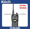 midland transceptor radios KQ-889 vhf/uhf