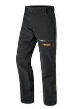 a prueba de agua para hombre pantalones de senderismo de caparazón blando pantalones