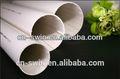 Pvc de parede fina tubulação de drenagem/tubo de esgoto pvc diâmetro 75mm