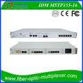 Equipamiento de SDH 1U interfaces ópticos 2STM-1