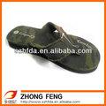 sandales en plastique pour les hommes/mens sandales en pvc
