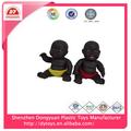 poco de edad muñecas bebé negro para los niños