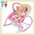 Exclusiva silla de bebé con música y vibraciones