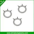 vente en gros la mode piercing anneau dans le nez indien