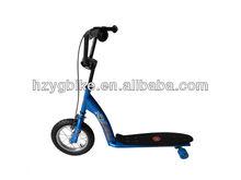 Profesionales de BMX de ciclomotores / scooters de empuje pro especializados con neumáticos de aire