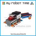 Mrt 3-2 madre de plástico educativos bloquesdeconstrucción kit de robot para los niños