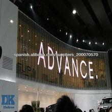P31.25 grandes pantallas de leds flexibles