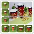 24oz-170oz cubo de palomitas de maíz/palomitas de maíz bañera/palomitas de maíz contenedores