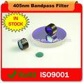 super calidad 405nm filtro utilizado en láser confocal de la espectroscopia raman sistema
