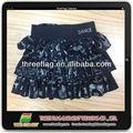 Las niñas faldas, chicas sexy de encaje plisado faldas cortas, plisado vestido de la muchacha