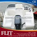 de fibra de vidrio barco de la velocidad con precio económico