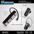 Best selling Ear hook bluetooth headset/earphones/BH202