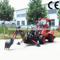 la agricultura tractor agrícola dy1150 maquinaria pequeño cargador tractor para la venta