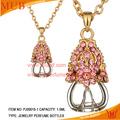 Hot vente mode colliers 2014, de bijoux en or collier de perles bijoux fantaisie collier en or dessins en 10 grammes