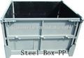 De aceroinoxidable caja de herramientas, el almacén de la caja de almacenamiento,