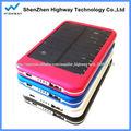 de regalo solar cargador solar para el teléfono móvil