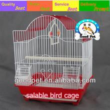 metal pájaro jaula para loro